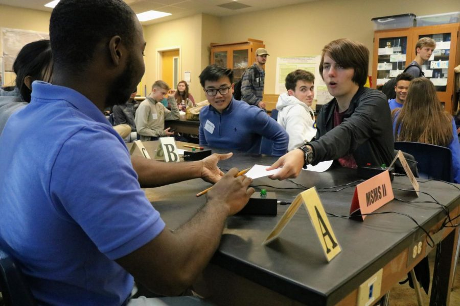 High School Science Bowl