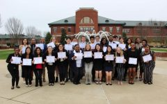 MSMS competes in regional FBLA competition
