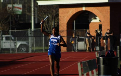 Inaugural track and field team surprises at Starkville