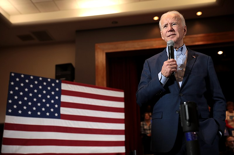 Joe+Biden%2C+Bernie+Sanders+and+Tulsi+Gabbard+are+the+three+remaining+Democratic+presidential+candidates+in+the+race.
