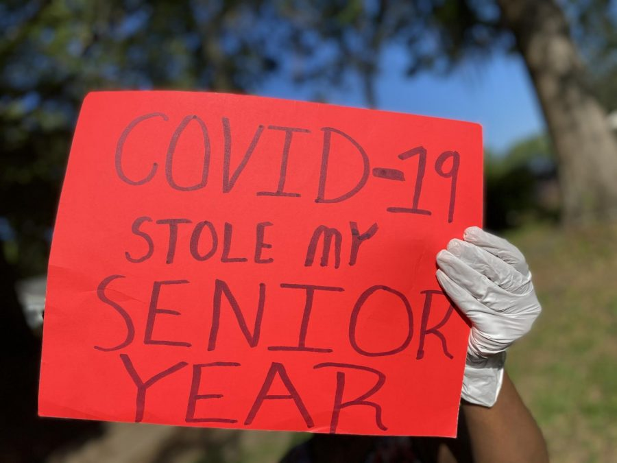 MSMS seniors attempt to make their voices heard amidst the noise of COVID-19.