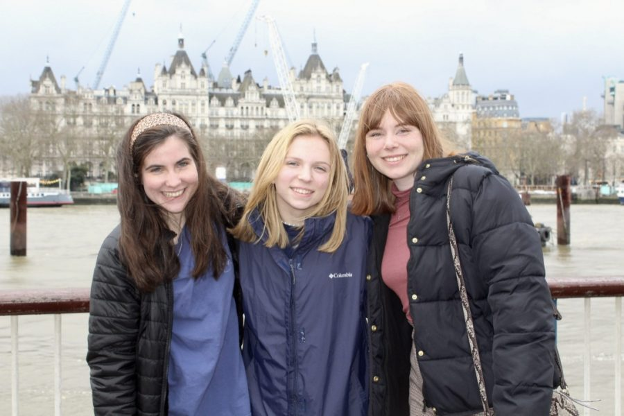Spring break trip to England, France cut short