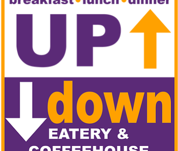 A hidden treasure: Up Down Eatery and Coffeehouse