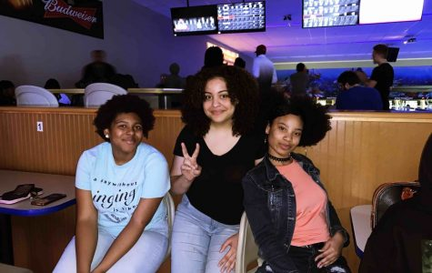 MSMS students use 'spare' time to go bowling
