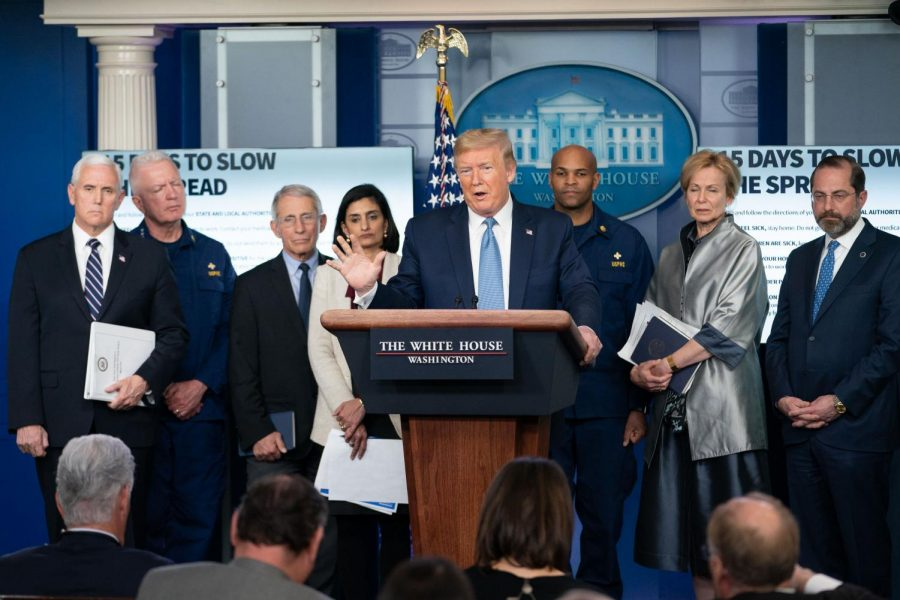 After eleven days of the first confirmed case of COVID-19, The Trump Administration announces a public health emergency.