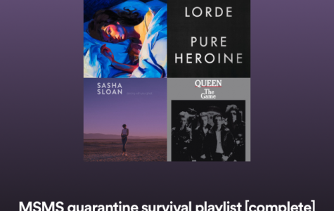 Take time this quarantine season to explore new music. Here some playlists and other hits to get you started.