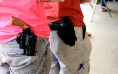 Jackson, Mississippi Mayor Chokwe Lumumba bans the open carry of firearms amidst the COVID-19 pandemic.