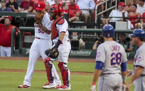 The St. Louis Cardinals have been ravaged by COVID-19 in recent weeks, with many players and staff infected.