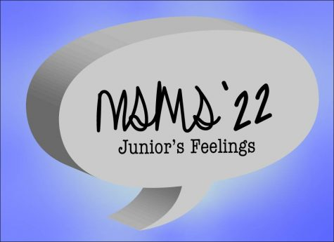 Juniors will spend their first nine weeks at home, making some worried about how their MSMS experience will change.