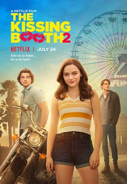 "On July 24th, ""The Kissing Booth 2"" was released on Netflix as a sequel to the 2018 Netflix original movie ""The Kissing Booth."""