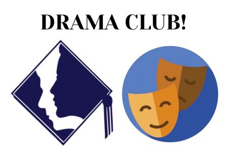 The Drama Club hosts a workshop to introduce the basics of acting.