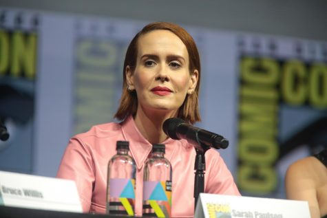 "Sarah Paulson, the lead in ""Ratched,"" also starred in another one of Ryan Murphy"