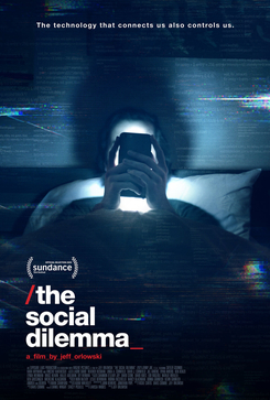 "Recently added to Netflix, ""The Social Dilemma"" explores the impact of social media today."