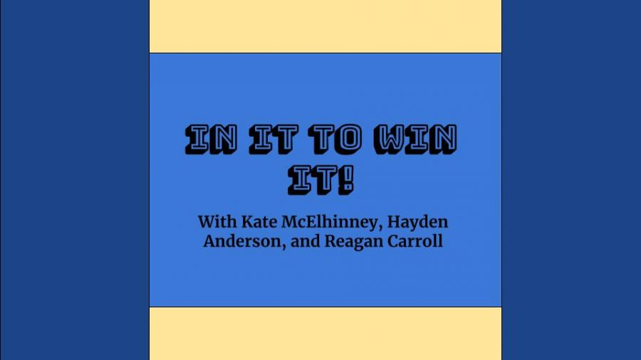 In It To Win It is a podcast all about the traditions here at MSMS. Senior Kate McElhinney and juniors Reagan Carroll and Hayden Anderson all sit down to discuss some traditions at MSMS.