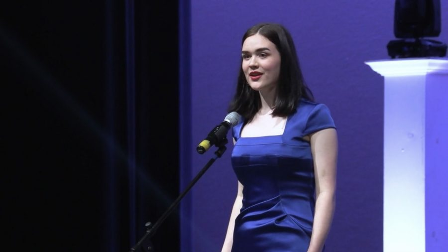The Distinguished Young Women program gives high schoolers across the country a chance to win scholarship money.