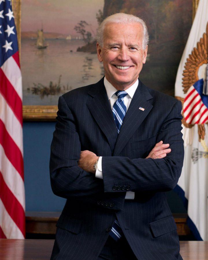 Joe Biden previously served as Vice President under President Barack Obama.
