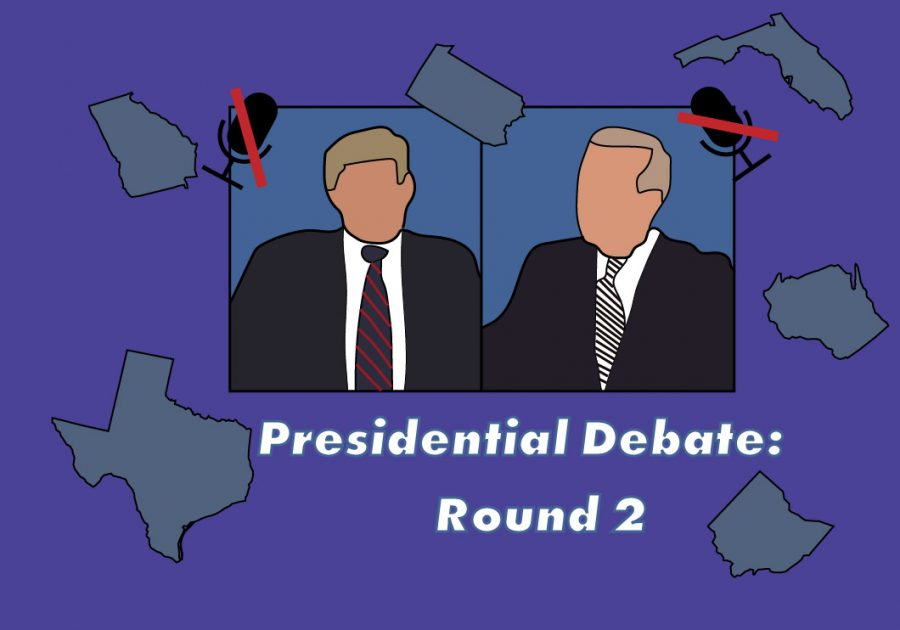 Both+candidates+had+their+final+debate+and+now+wait+to+see+who+will+be+the+next+president.+