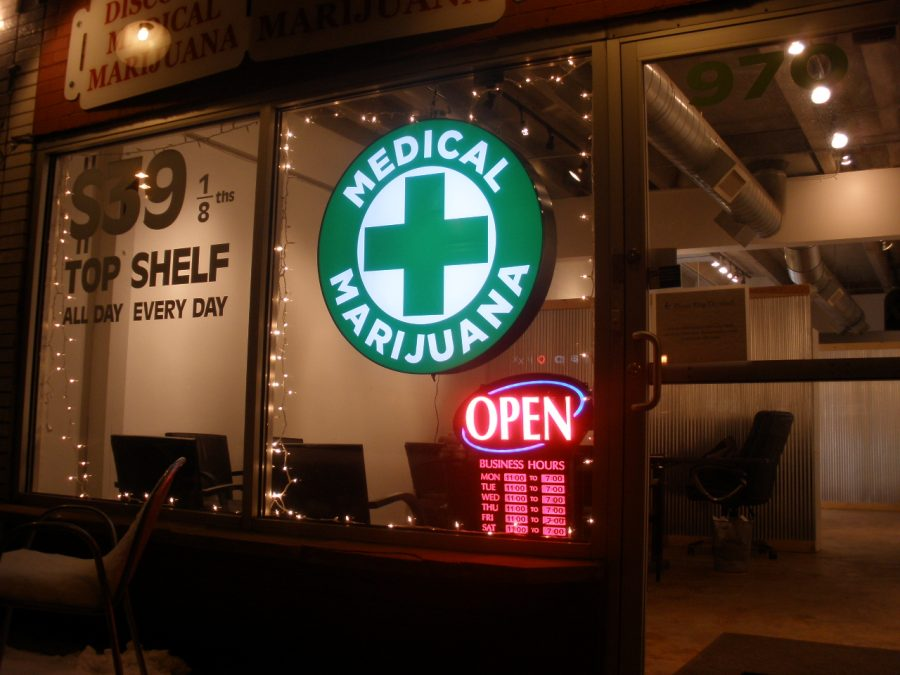 Gordy: Medical marijuana should only be the beginning