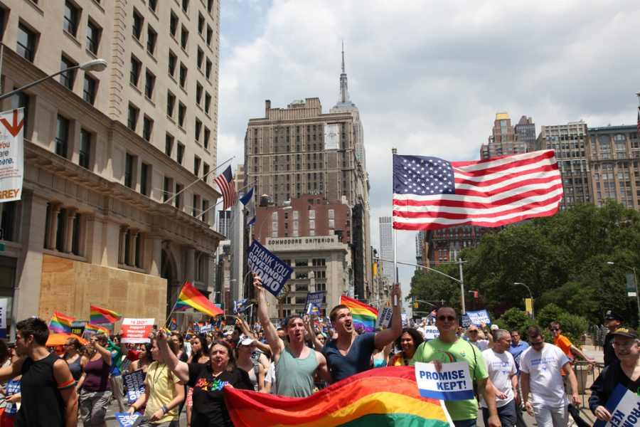 Recently, many LGBTQ candidates have been elected for various government positions.