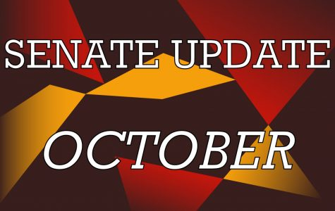 Senate Update: October