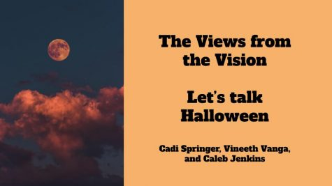 In this episode, Cadi, Vineeth, and Caleb discuss Halloween traditions at MSMS and fun stories from the past, as well as engage in a conversation around cultural appropriation.