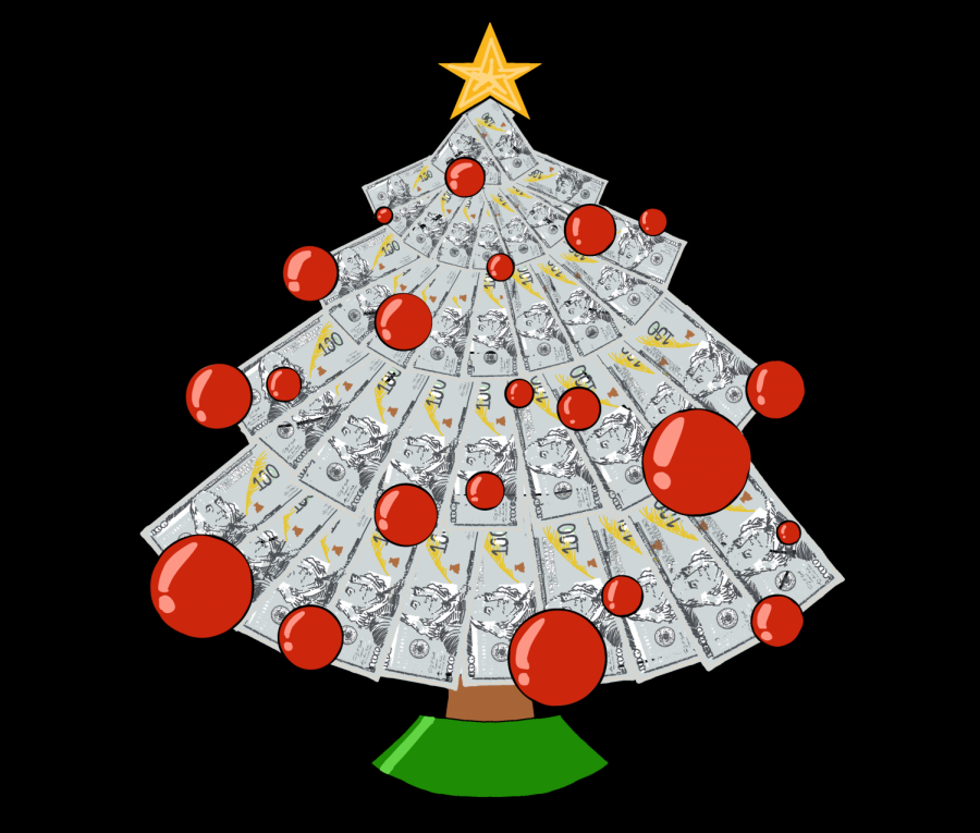 Billions of dollars are spent on holiday shopping every year. Many people spend hours shopping for last minute presents.