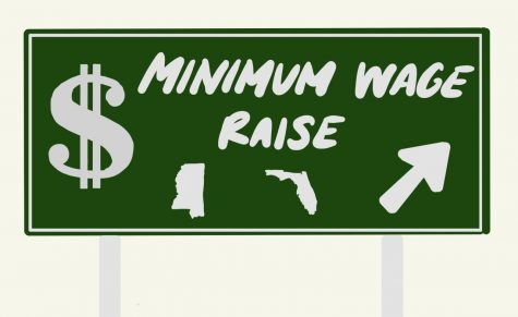 This year, states such as Florida voted to raise their minimum wage to $15 an hour.