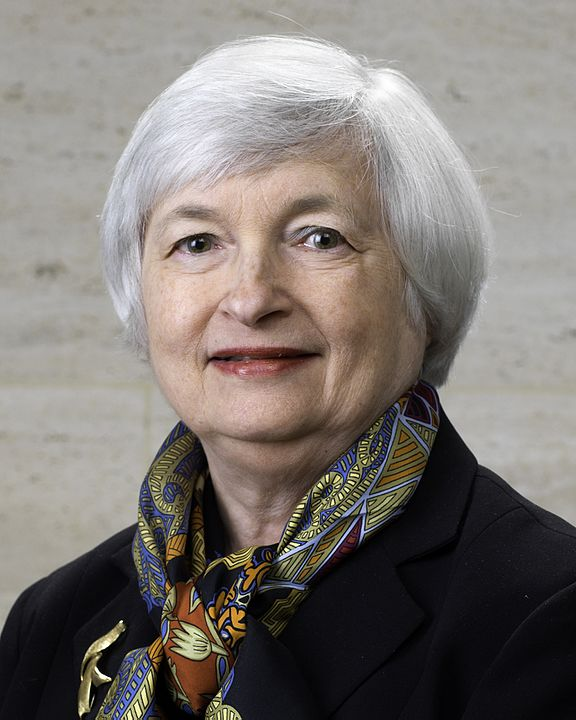 Janet+Yellen+was+nominated+by+Joe+Biden+to+serve+as+the+Secretary+of+the+Treasury+in+the+Cabinet.+Yellen+previously+served+as+the+15th+Chair+of+the+Federal+Reserve.++