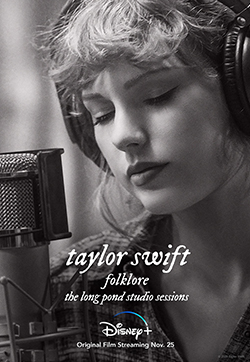 """Folklore: the long pond studio sessions"" is a documentary styled concert film where Taylor Swift performs songs from her latest album, ""folklore."""