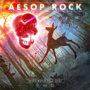 As stated in the title Spirit World Field Guide, Aesop Rocks newest album includes twenty one tracks that guide listeners through the Spirit World.