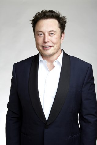 Elon Musk is one of the richest people in the world.