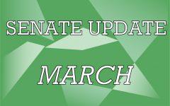 Seven new bills were presented to the Senate in March.