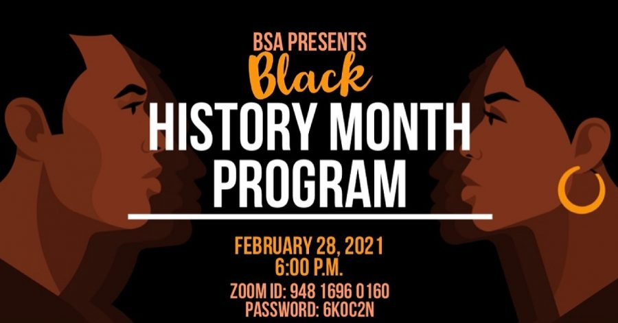 Black Student Alliance holds Black History Month Program