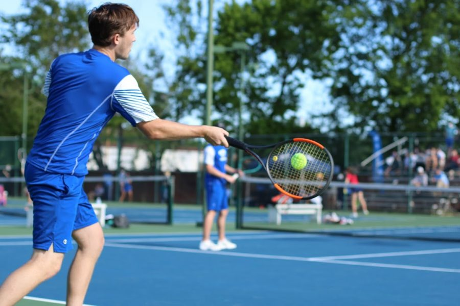 MSMS tennis team loses to Tupelo Christian