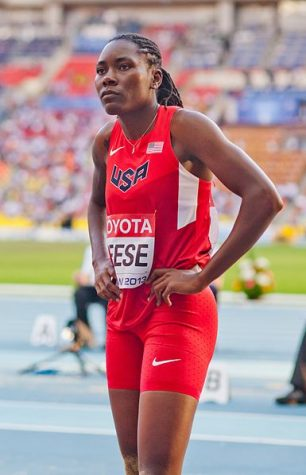 Brittney Reese, from Gulfport, is one of 15 athletes from Mississippi who competed in the 2020 Tokyo Olympics.