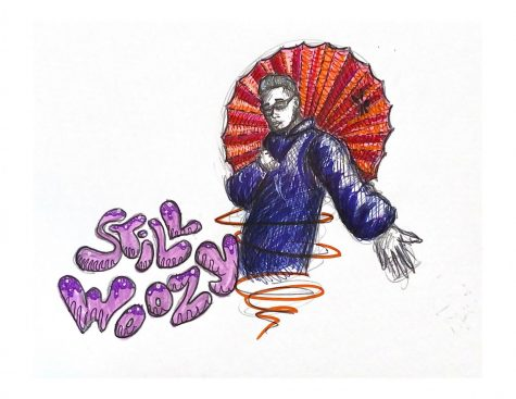 Sven Gamsky releases his first album under the stage name Still Woozy.