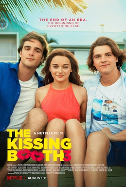 """Netflix releases the conclusion to their   hit movie trilogy, """"The Kissing Booth."""""""
