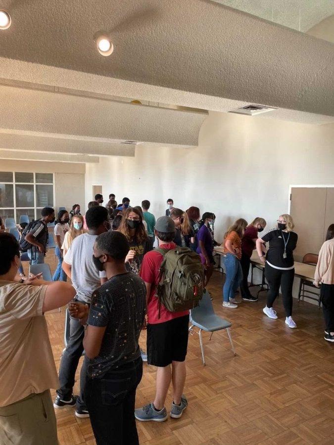 SGA interest meeting introduces students to Senate process