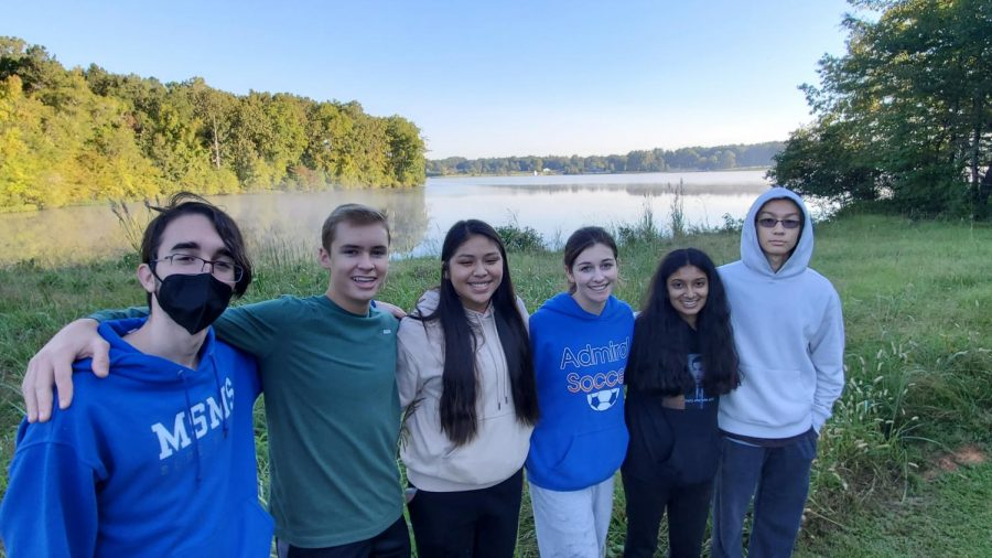 MSMS cross-country competes in Eagle Claw Invitational