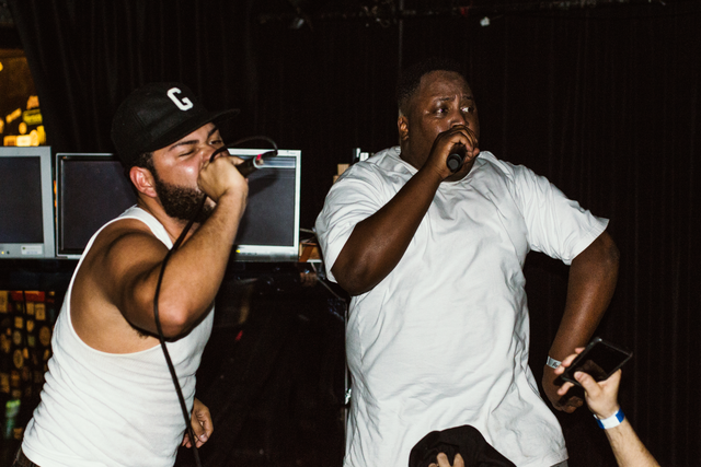 After the death of Stepa J. Groggs, Injury Reserve releases a album in dedication of his memory.