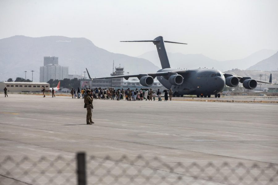 The+August+evacuations+in+Afghanistan+came+after+the+takeover+of+Kabul+by+the+Taliban.